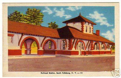 Fallsburg Station 2