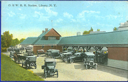 Liberty Station Post Card